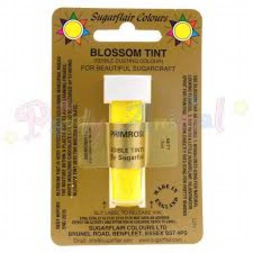 Sugarflair Blossom Tint Primrose 7ml
