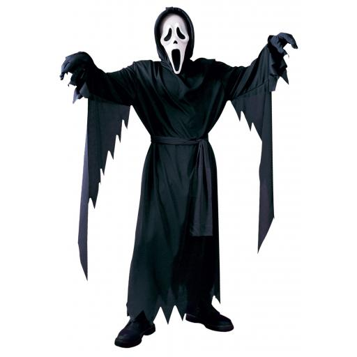 Ghost Face Costume & Mask