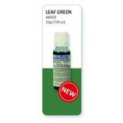 PME Airbrush Colour Leaf Green 25g