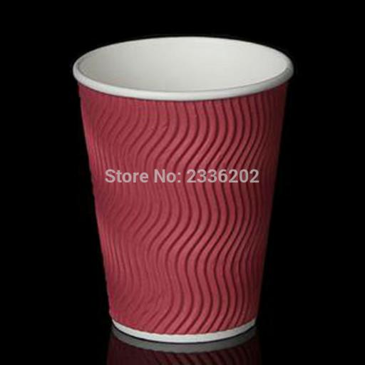 Best Bev Ripple Hot Cup & Lid 8oz 12pcs