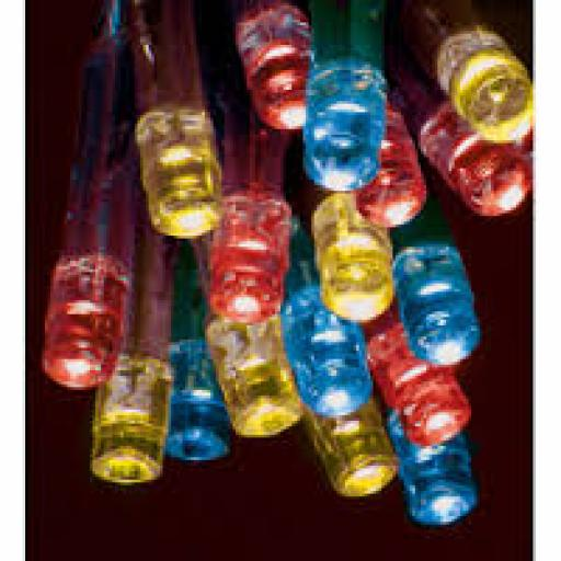 M-A-B-O Multi Coloured LED 50 Bulb