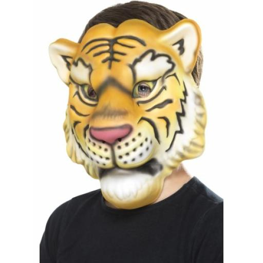 Tiger Mask Yellow & Black EVA