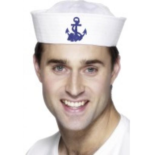 US Sailor Doughboy Hat with Anchor