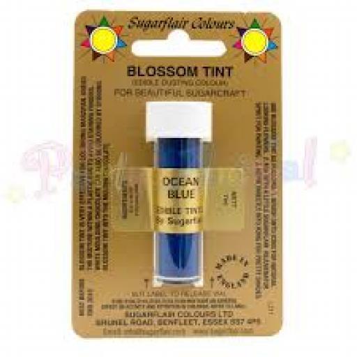 Sugarflair Blossom Tint Ocean Blue 7ml