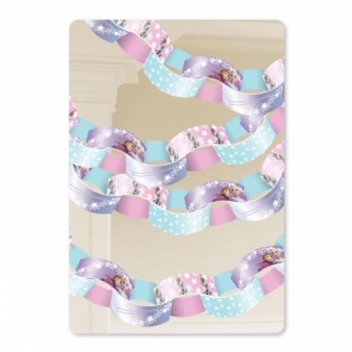 Disney Frozen Paper Chain Garlands 3.9cm