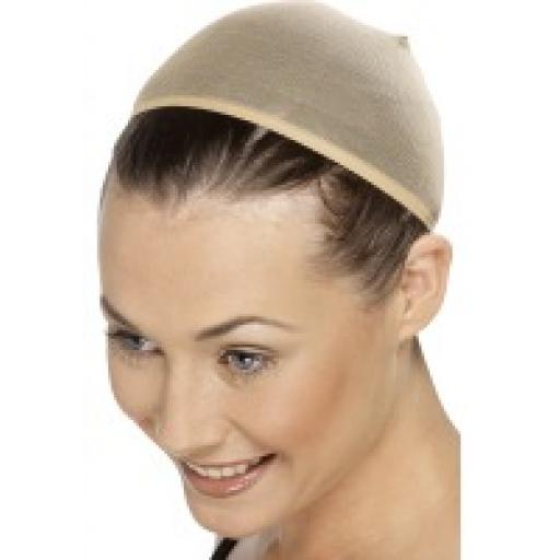 Wig Cap Stretches to Cover Hair