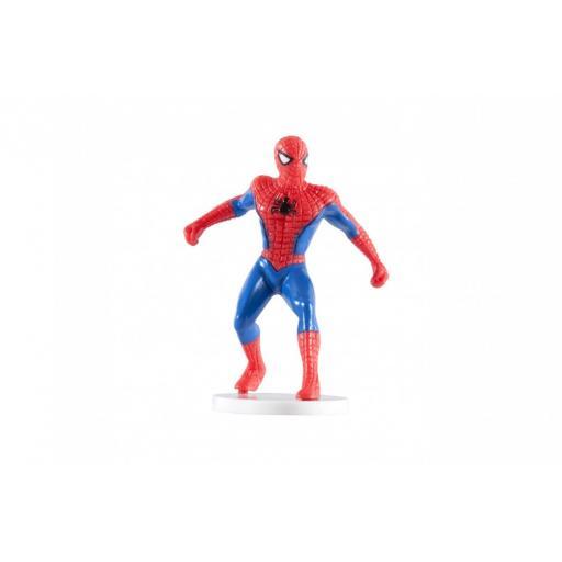 Spider Man Cake Top 7.5cm