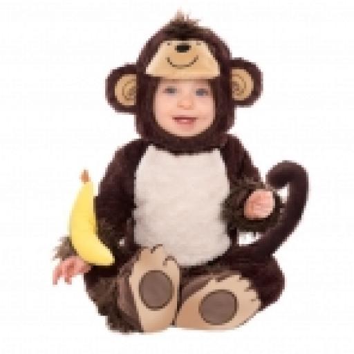 Toddler Monkey Around Jumpsuit