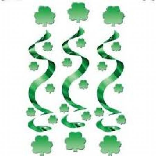 Happy St Patrick s Day Cutout 15x14.8 inch