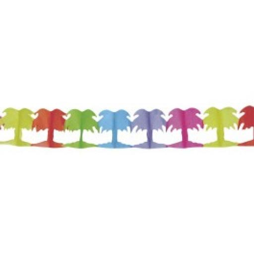 Palmtree Garland 4m