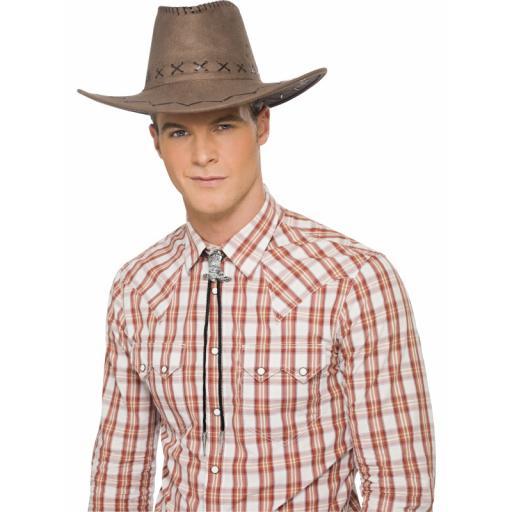 Cowboy Tie The Wild West