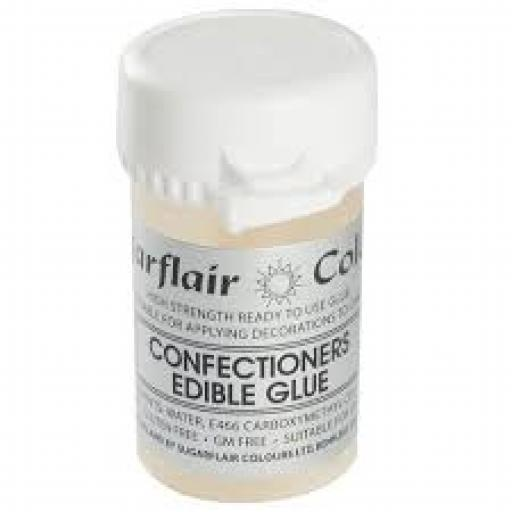 Sugarflair Confectioners Edible Glue 14ml