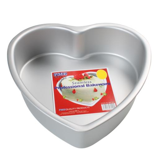 PME Heart Cake Pan 12x3 inches