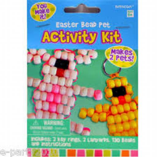Easter Bead Pet Activity Kit