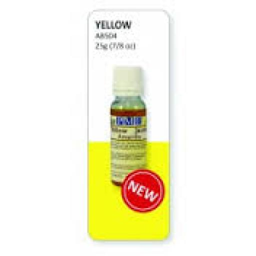 PME Airbrush Colour Yellow 25g