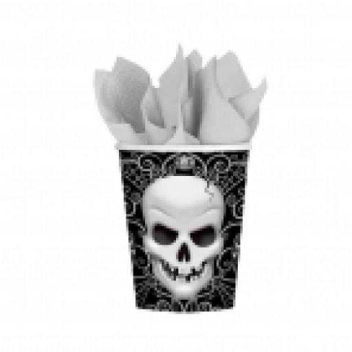 Fright Night Paper Cups Hot/Cold 8-9oz
