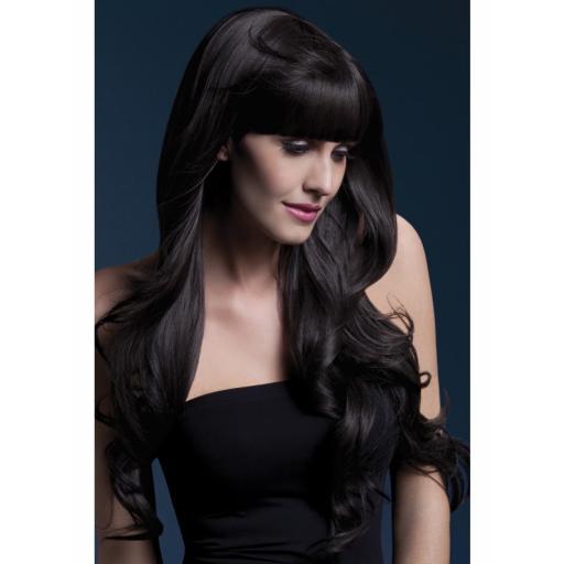 Fever Yasmin Wig Dark Brown