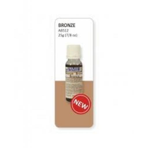 PME Airbrush Colours Bronze 25g