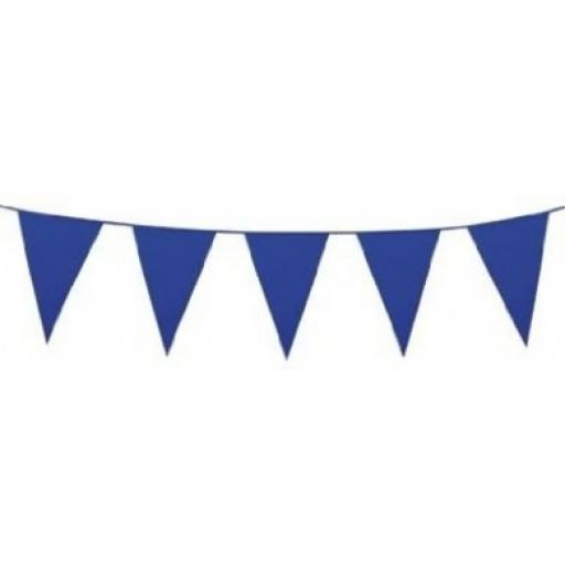 PE Giant Bunting Blue 10 m