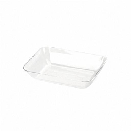 Mini Ware Oblong Dish with Handles 10ct