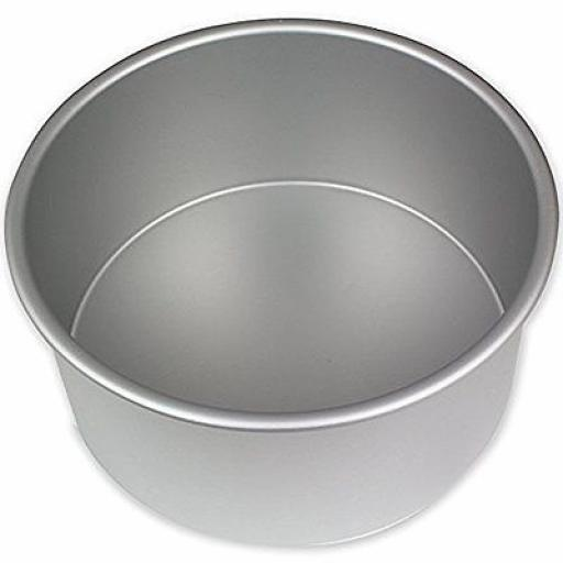 "PME Round Cake Pan (3 x 3"")"