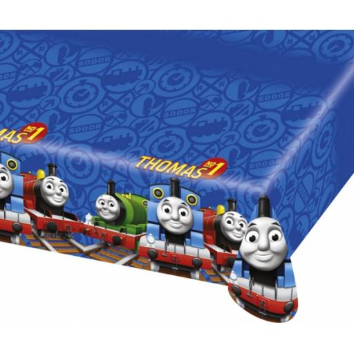 Thomas & Friends Plastic Tablecover 54x102 inch