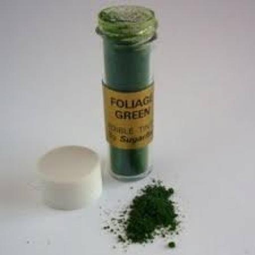 Sugarflair Blossom Tint Foliage Green 7 ml