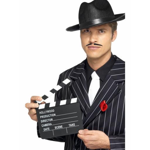 Hollywood Style Clapper Board 17.5cm x 20cm