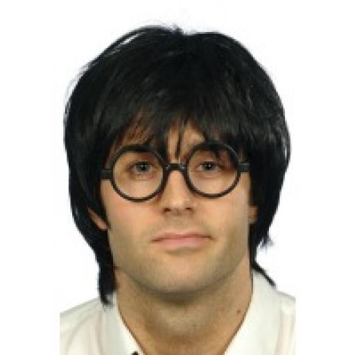 SCHOOLBOY SET WIG & GLASSES PBH