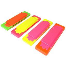 Toy Harmonica 8cm 29p Or 4 For £1 Party Bag Filler