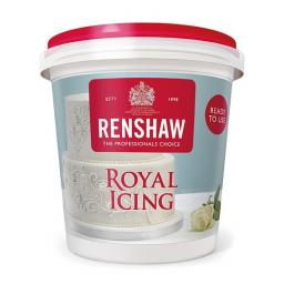 Renshaw White Royal Icing 400 g Ready To Use