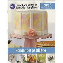 Wilton Course3 +Student Kit ( 4 Saturdays - 2h Each)