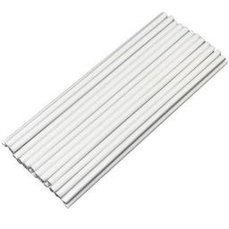 PME Easy Cut White Plastic Dowels 100x12inch
