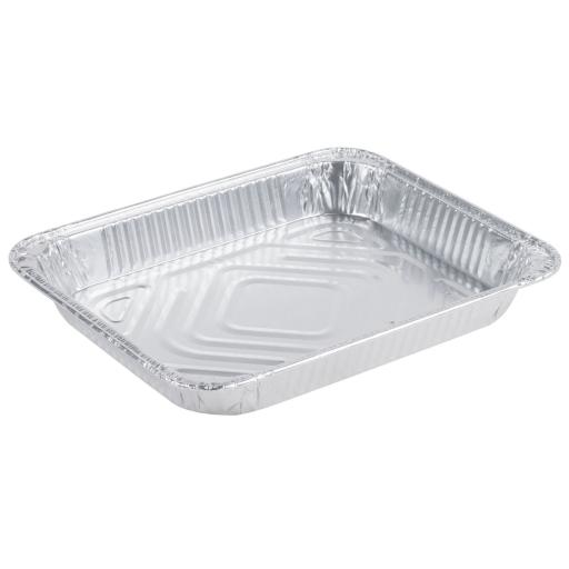 19x12 inch Oblong Shallow Container (4021)