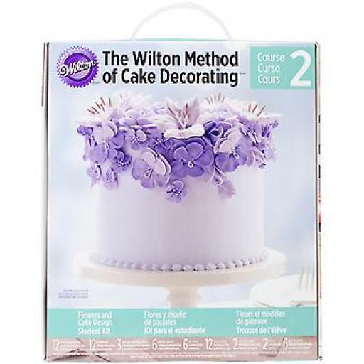 Student kit 2 For Flowers & Cake Design