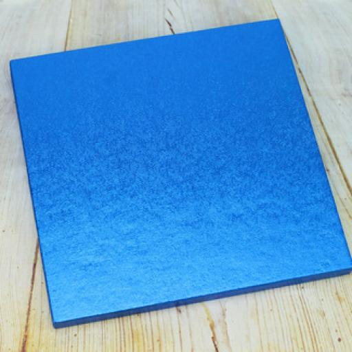 Square Royal Blue 08 inch