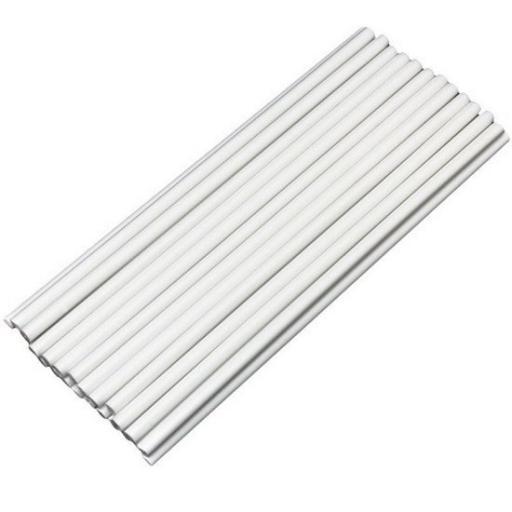PME Easy Cut White Plastic Dowels 100x12inch