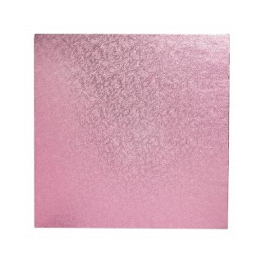 Square Light Pink 12 inch