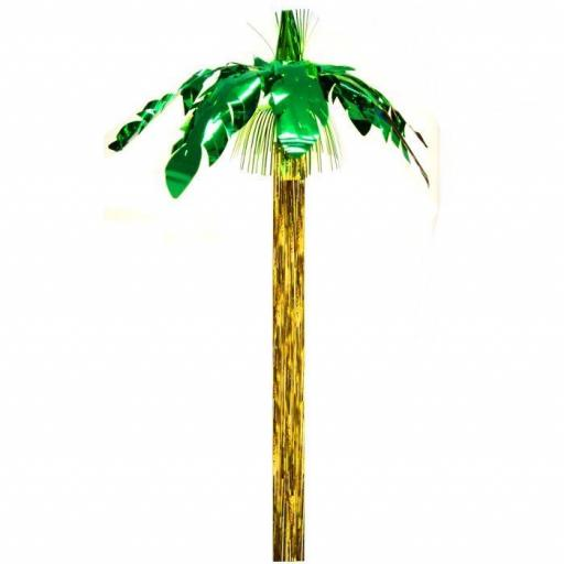 Hanging Palm Tree Decoration Over 8 Feet Tall