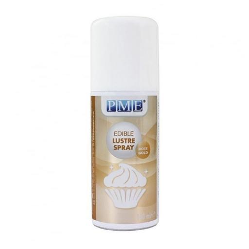 PME Rose Gold Edible Lustre Spray 100ml