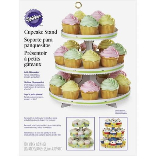Wilton 3 Tier Cupcake Stand