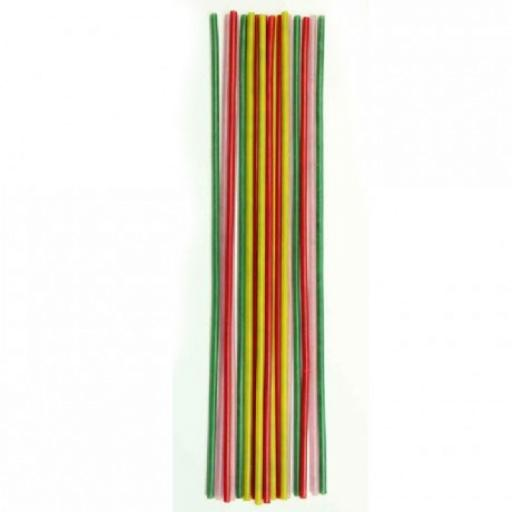 PME 18 Sparkling Relight Candles Multi Colour