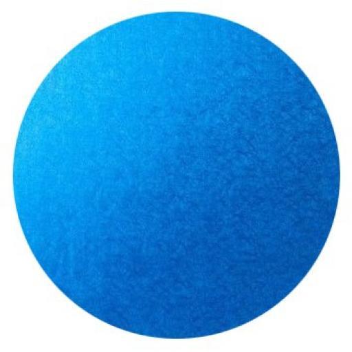 Round Blue 08 inch