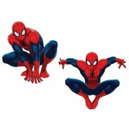 Ultimate Spider-Man Paper Cutouts 2ct 30cm each