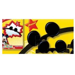 Mickey Mouse Paper Ears 12 ct per Pack