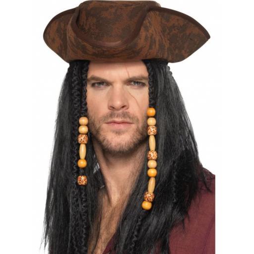 Pirate Hat, Brown