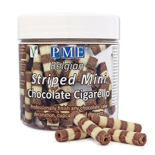 PME Striped Mini Cigarellos 100g