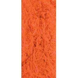 Orange Shredded Tissue Paper 20g