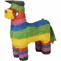 Colourful Bull Pinata