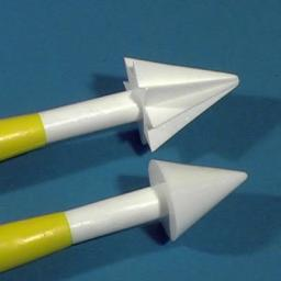 Serrated & Taper Cones Modelling Tool